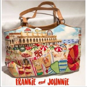 Frankie & Johnnie 🏖Venice Beach Handbag Purse